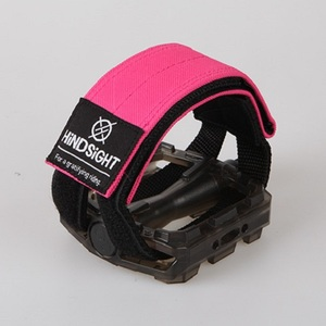 NEW LOCAL HERO STRAP PINK