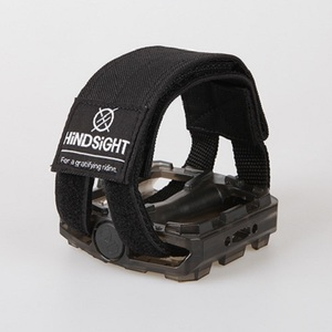 NEW LOCAL HERO STRAP BLACK