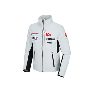 TEAM MIDDLER JACKET 1 (GSJ4KH59 WHT) [16/17]