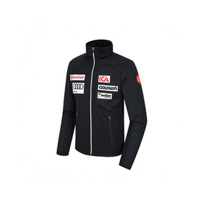 TEAM MIDDLER JACKET 1 (GSJ4KH59 BK) [16/17]
