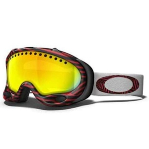 A FRAME SHAUN WHITE ILLUSION RED / FIRE IRIDIUM