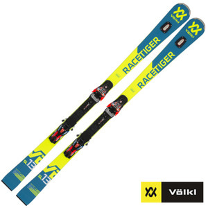 RACETIGER SL PRO + RACE XCELL 12 YELLOW/BLUE [18/19]